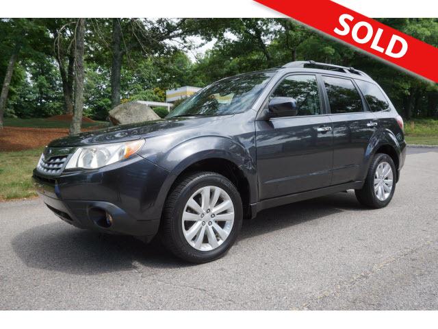 2013 Subaru Forester  - Classic Auto Sales