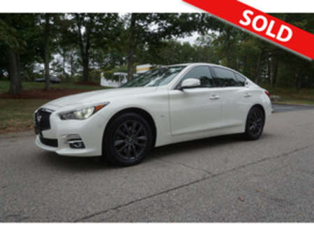 2015 Infiniti Q50 Premium for Sale  - 404550  - Classic Auto Sales