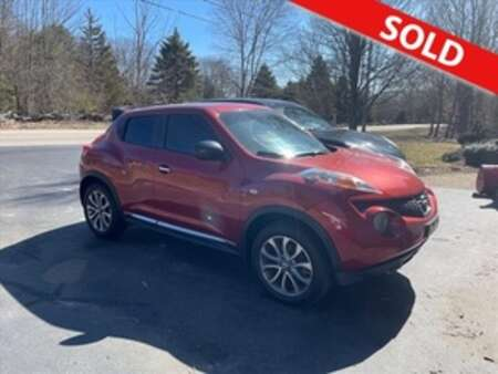2012 Nissan Juke SV for Sale  - CT107178  - Classic Auto Sales