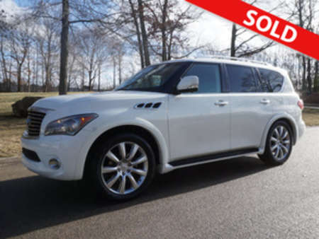 2012 Infiniti QX56 Base for Sale  - 015340  - Classic Auto Sales