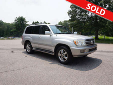 2007 Toyota Land Cruiser Base for Sale  - 103827  - Classic Auto Sales