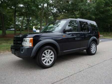 2008 Land Rover LR3 SE for Sale  - W-13452  - Classic Auto Sales