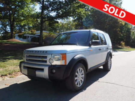 2007 Land Rover LR3 SE for Sale  - 436895  - Classic Auto Sales