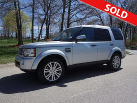 2010 Land Rover LR4 Base for Sale  - W-13615  - Classic Auto Sales