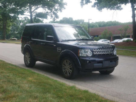 2010 Land Rover LR4 Base for Sale  - 539977  - Classic Auto Sales