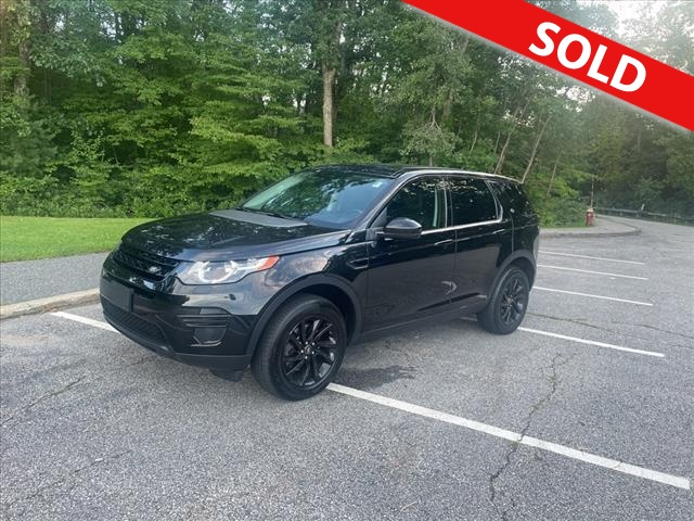 2016 Land Rover DISCOVERY SPORT SE  - GH600985  - Classic Auto Sales