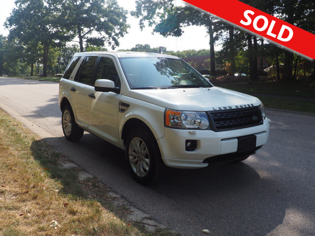 2011 Land Rover LR2 Base  - 275329  - Classic Auto Sales
