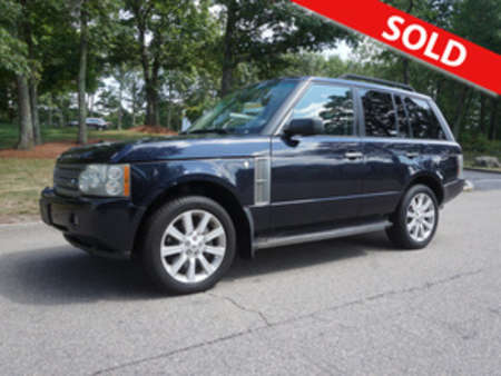 2008 Land Rover Range Rover Supercharged for Sale  - 269923  - Classic Auto Sales