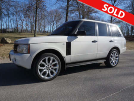 2008 Land Rover Range Rover Supercharged for Sale  - 275490  - Classic Auto Sales