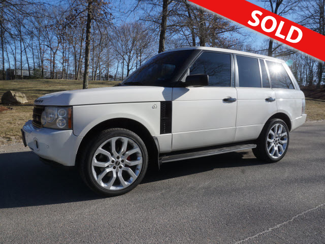 2008 Land Rover Range Rover Supercharged  - 275490  - Classic Auto Sales
