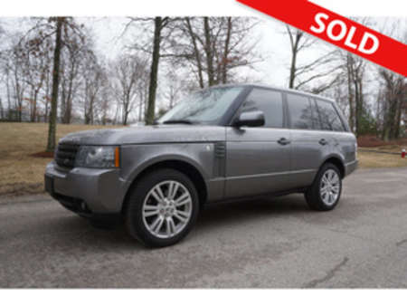 2011 Land Rover Range Rover HSE for Sale  - BA333975  - Classic Auto Sales