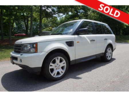 2006 Land Rover Range Rover Sport HSE for Sale  - W-13369  - Classic Auto Sales