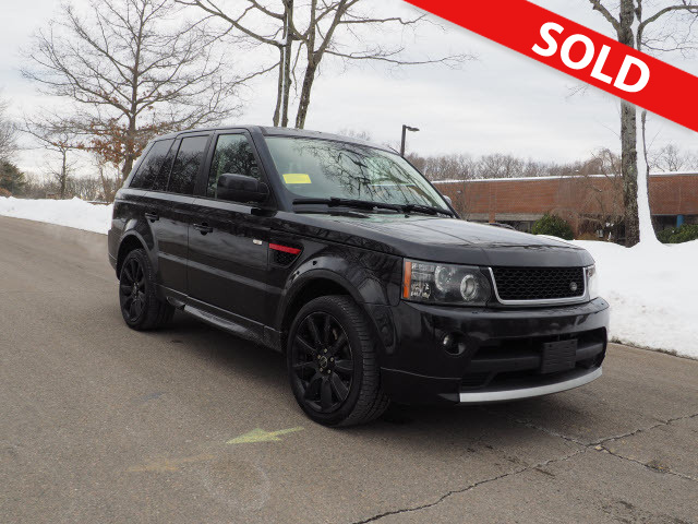 2013 Land Rover Range Rover HSE  - 765385  - Classic Auto Sales