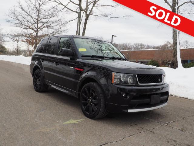 2013 Land Rover Range Rover  - Classic Auto Sales