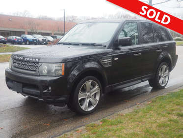 2011 Land Rover Range Rover Supe
