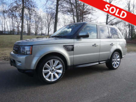 2013 Land Rover Range Rover HSE LUX for Sale  - 767731  - Classic Auto Sales