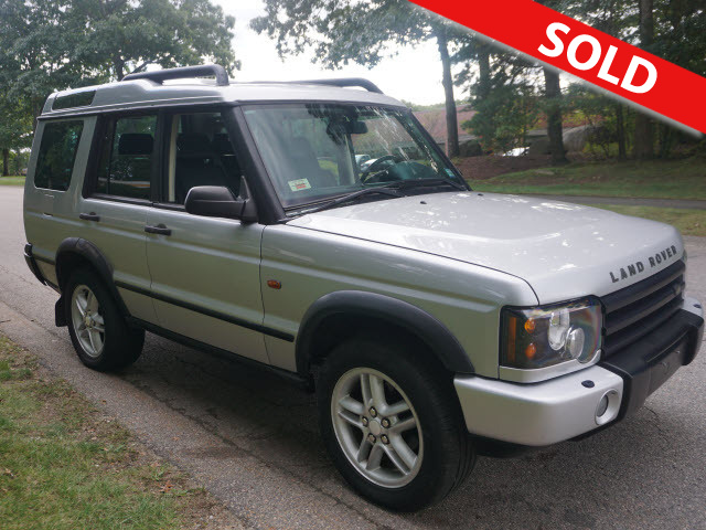2004 Land Rover Discovery HSE  - 842681  - Classic Auto Sales