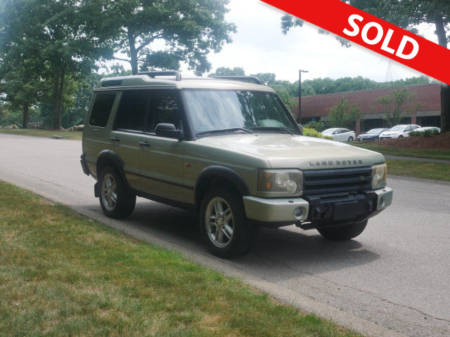 2004 Land Rover Discovery SE  - 4A847764  - Classic Auto Sales
