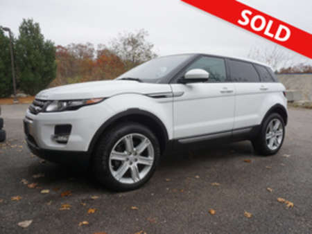 2015 Land Rover Range Rover Evoque Pure Plus for Sale  - W-13487  - Classic Auto Sales