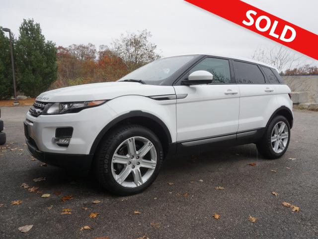 2015 Land Rover Range Rover Evoque  - Classic Auto Sales