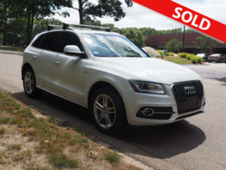 2015 Audi Q5 3.0T quattro Premium Plus for Sale  - 084644  - Classic Auto Sales
