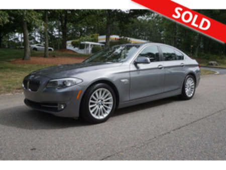 2012 BMW 535I xDrive for Sale  - U59422  - Classic Auto Sales