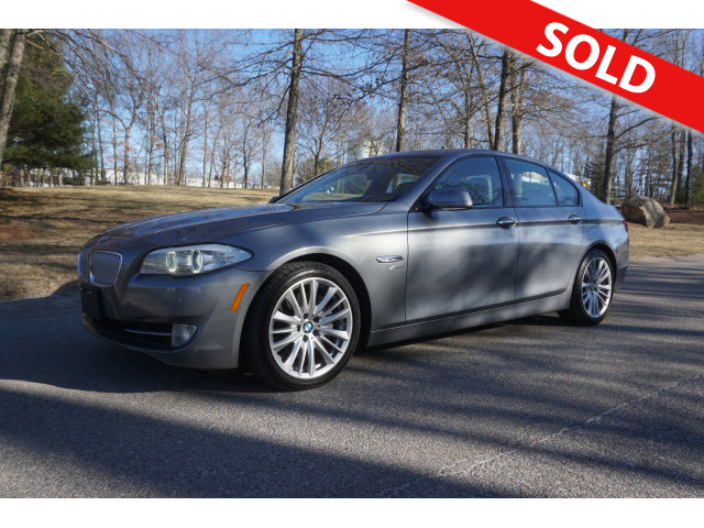 2012 BMW 5 Series 550i xDrive  - CDY70117  - Classic Auto Sales