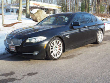 2012 BMW 5 Series 550i xDrive for Sale  - Y69859  - Classic Auto Sales