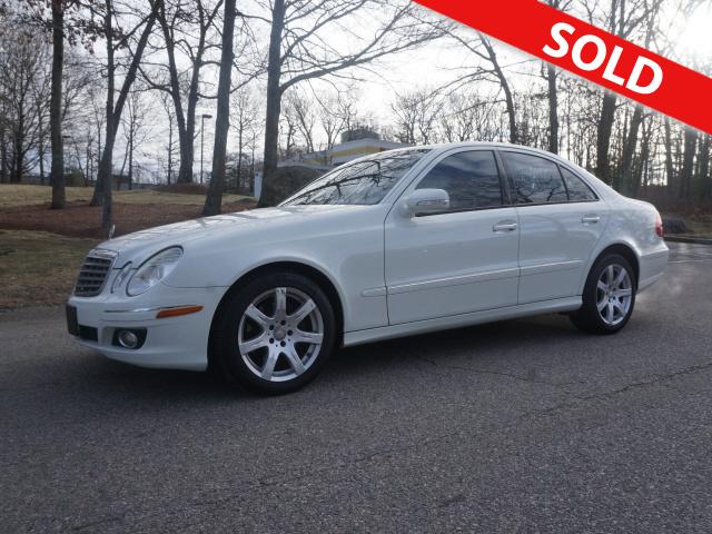 2008 Mercedes-Benz E-Class  - Classic Auto Sales