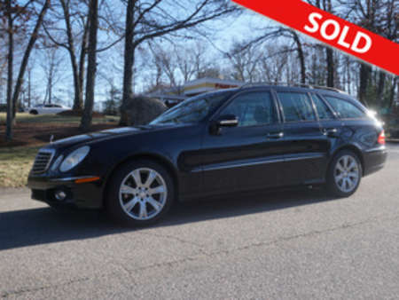 2009 Mercedes-Benz E350 4MATIC for Sale  - W-13472  - Classic Auto Sales