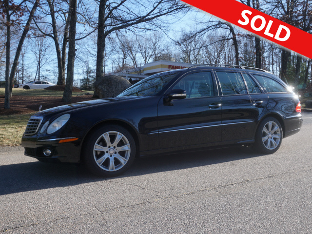 2009 Mercedes-Benz E350  - Classic Auto Sales