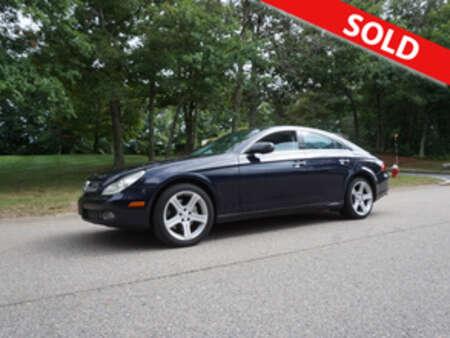 2009 Mercedes-Benz CLS550 CLS 550 for Sale  - W-13448  - Classic Auto Sales