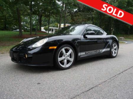 2007 Porsche Cayman Base for Sale  - W-13460  - Classic Auto Sales