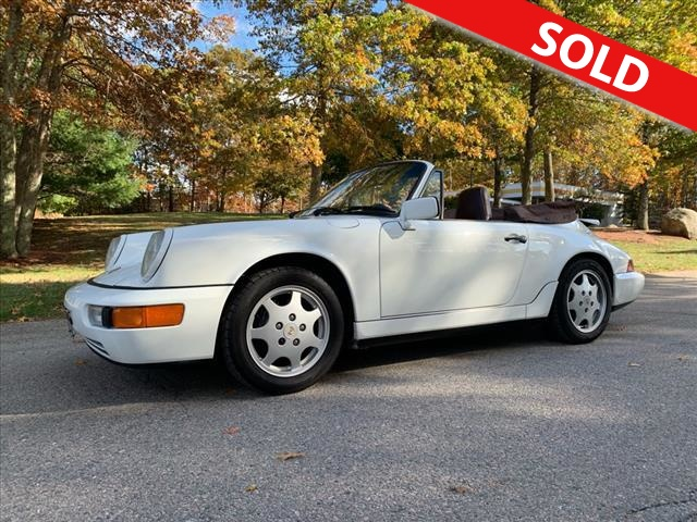 1990 Porsche 911  - Classic Auto Sales