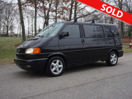 2002 Volkswagen EuroVan MV for Sale  - 051461  - Classic Auto Sales