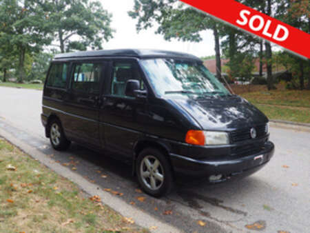 2002 Volkswagen EuroVan MV for Sale  - 064939  - Classic Auto Sales