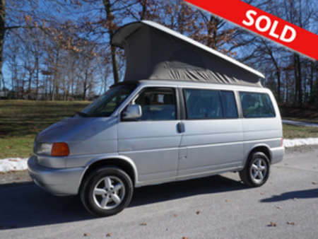 2002 Volkswagen EuroVan MV for Sale  - W-13504  - Classic Auto Sales