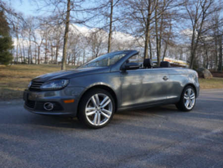 2015 Volkswagen Eos Executive Edition SULEV for Sale  - W-13551  - Classic Auto Sales