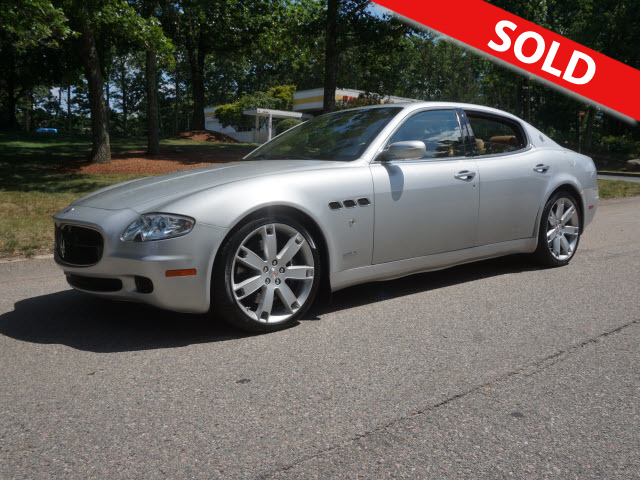2008 Maserati Quattroporte  - Classic Auto Sales