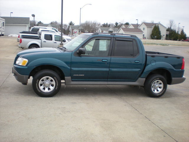2001 Ford Explorer Sport Trac 4x4 Stock 26963 Polk City Ia 50226