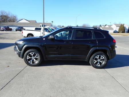2015 Jeep Cherokee Trailhawk 4x4 for Sale  - PS86944  - Nelson Automotive