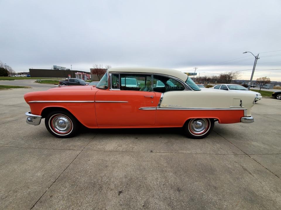 1955 Chevrolet Bel Air  - Nelson Automotive