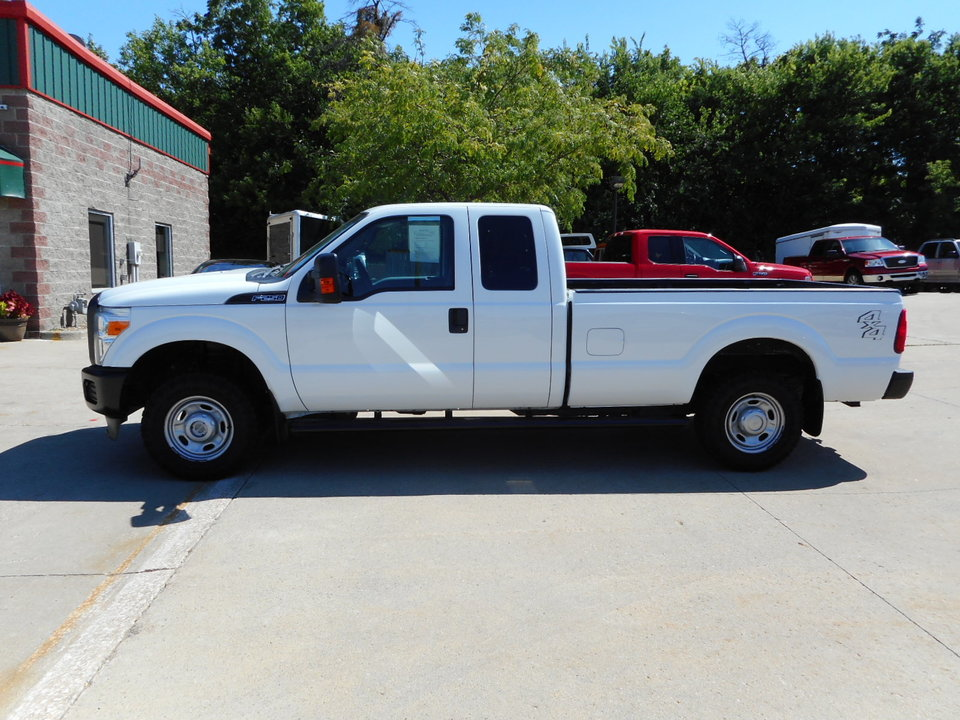 2011 Ford F-250  - Nelson Automotive