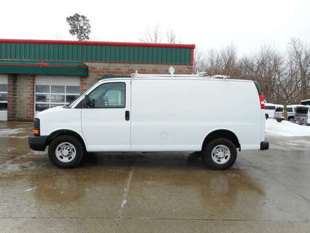 2017 Chevrolet Express G2500 Cargo Van for Sale  - PS30703  - Nelson Automotive