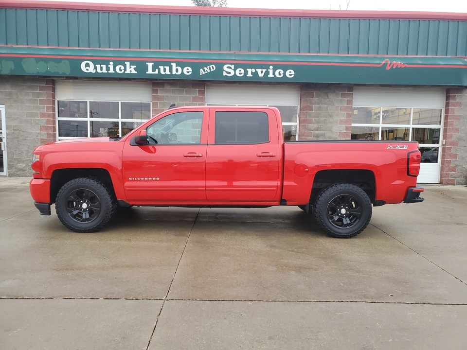 2016 Chevrolet Silverado 1500 Crew Cab LT Z71 4x4  - PS30057  - Nelson Automotive
