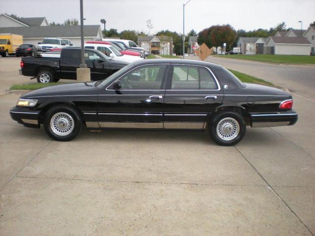 1995 Mercury Grand Marquis >> 1995 Mercury Grand Marquis Ls Stock 72235 Polk City Ia 50226