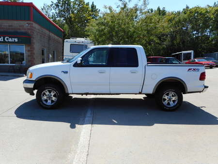 2002 Ford F-150 Supercrew XLT 4x4 for Sale  - 31737  - Nelson Automotive