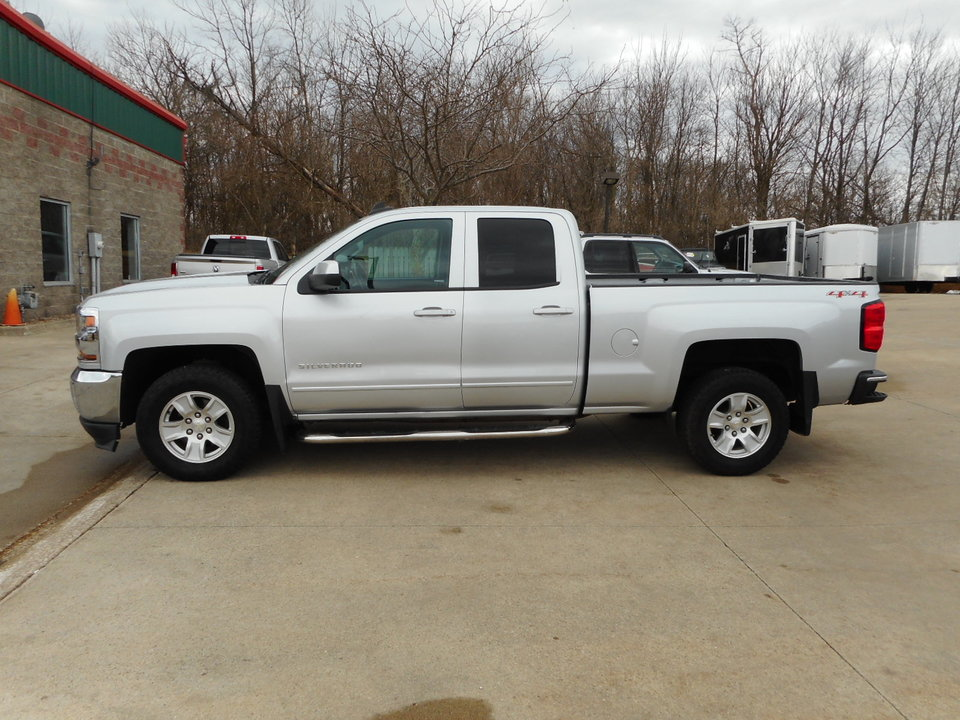 2016 Chevrolet Silverado 1500 LT Ext Cab 4x4  - PS60716  - Nelson Automotive