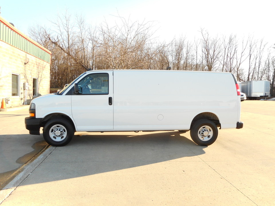 2020 Chevrolet Express G2500 Extended  - 21320  - Nelson Automotive