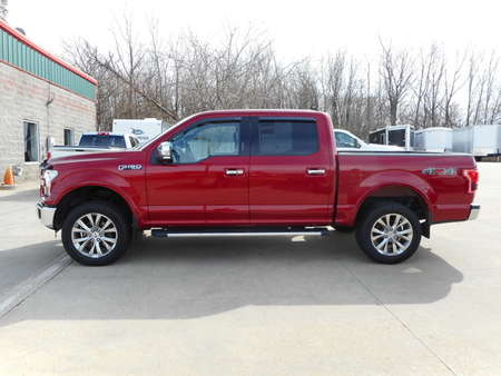 2015 Ford F-150 Lariat 4x4 Crew Cab for Sale  - 81688  - Nelson Automotive